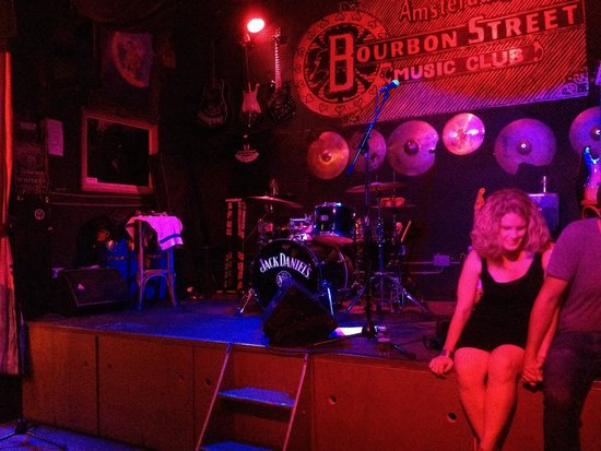 Bourbon Street: Excellent fun, a great night out.