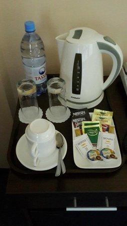 Best Western Plus Atakent Park Hotel: набор