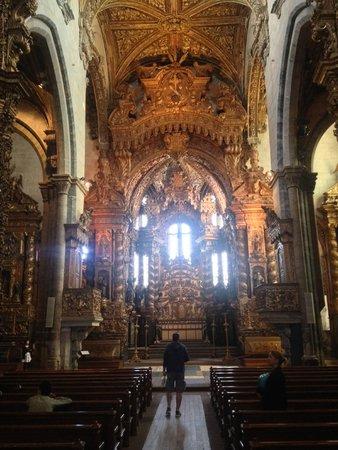 Igreja de Sao Francisco: Altar