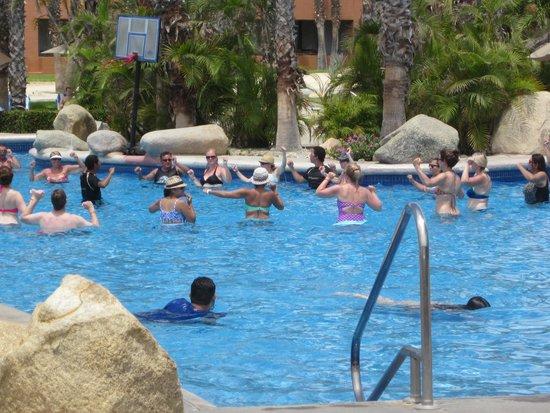 Paradisus Los Cabos: Alberca limpieza y confort
