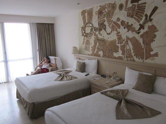 Paradisus Los Cabos: Habitación : amplitud y limpieza