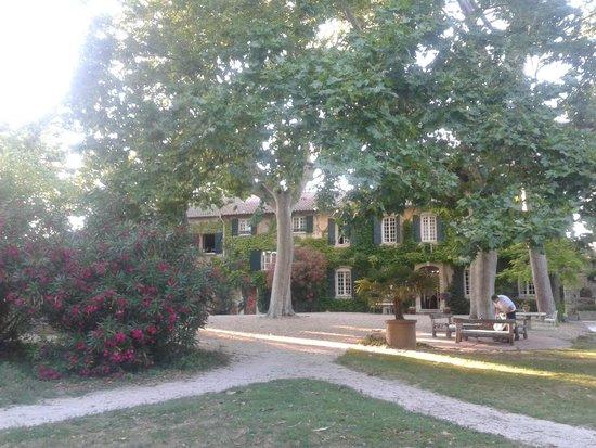 Domaine de Rhodes: Esterno b&b
