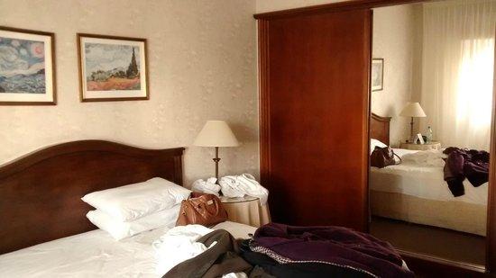 Ermitage Hotel: Quarto