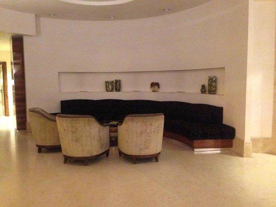 UNA Hotel Roma : Reception