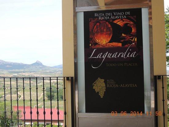 Sercotel Villa de Laguardia Hotel : Laguardia