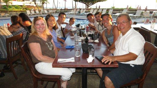 Sands of Kahana Terrace Restaurant: Dinner at Sands of Kahana