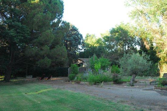 Domaine de Rhodes : Parco