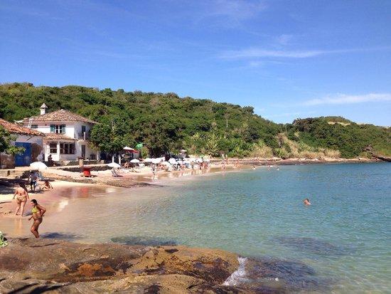 Azeda Beach : Azeda.