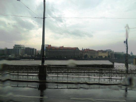 President Hotel Prague : Vista do Hotel President