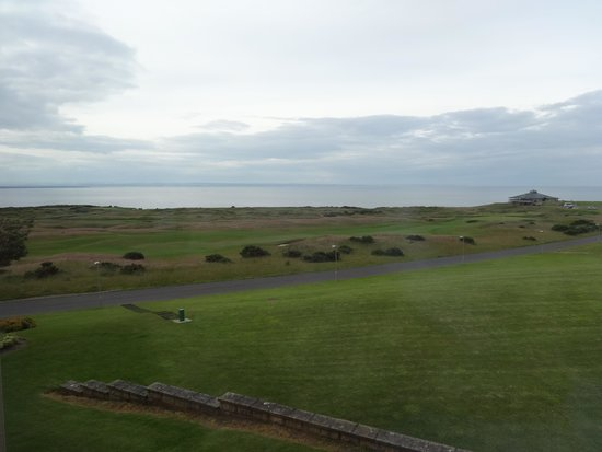 Fairmont St Andrews: Sea View