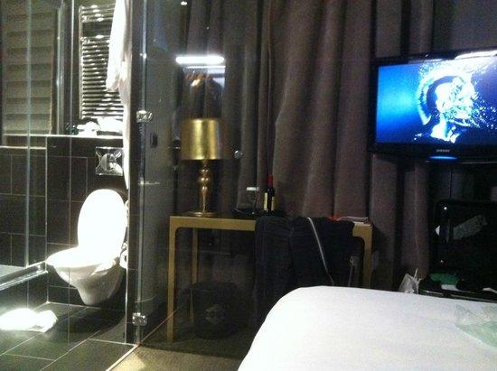 Hotel Lumen Paris Louvre: la mia camera