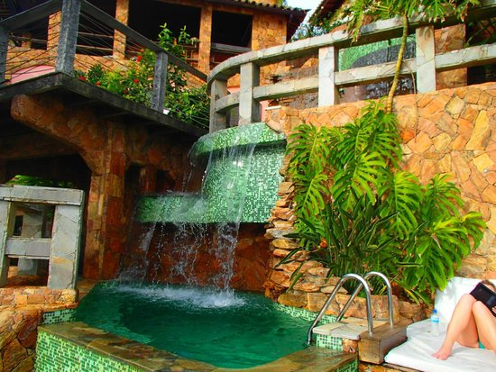 Cachoeira Inn : Waterfalls/Pools