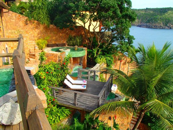 Cachoeira Inn: Waterfalls/Pools