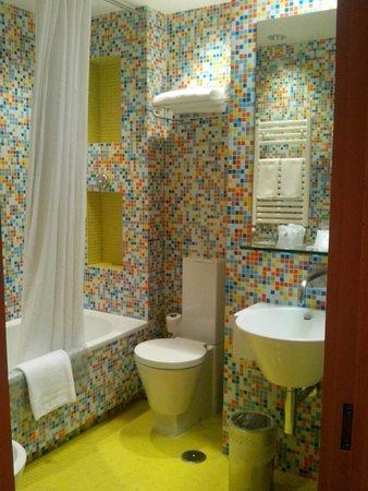 Hotel Albani Roma: un bagno