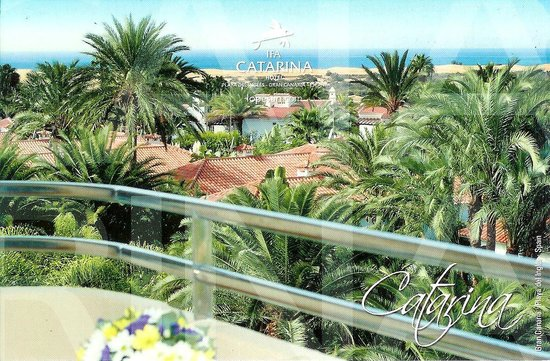 IFA Catarina Hotel: vue de la chambre