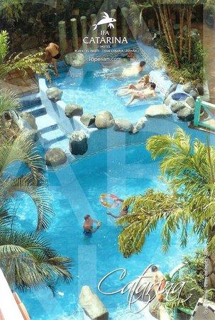 IFA Catarina Hotel: piscine