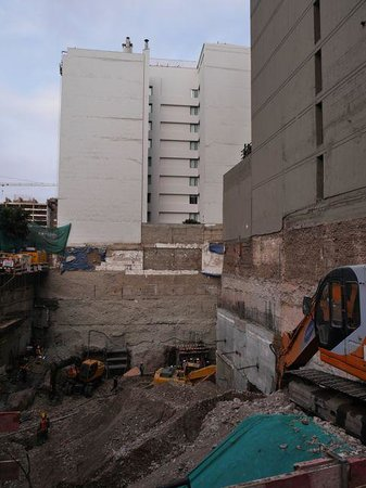 Casa Andina Select Miraflores: This will not be finished soon