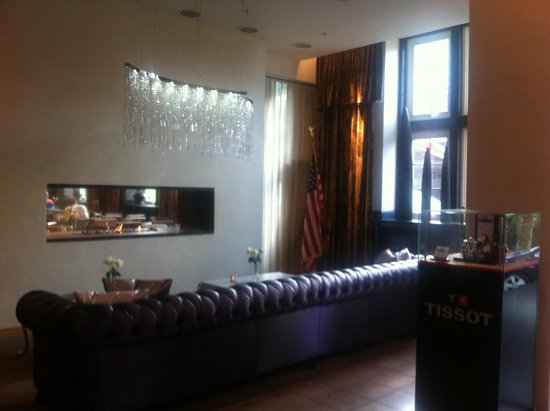 Clarion Collection Hotel Havnekontoret: Reception