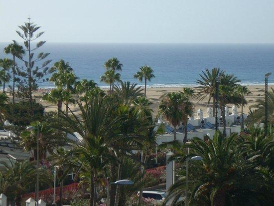 IFA Catarina Hotel: vue de notre chambre