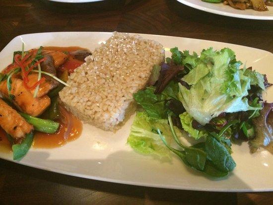 Yucca de Lac: Lunch special