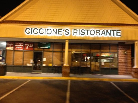 Cicciones Restaurant Lewisville North Carolina
