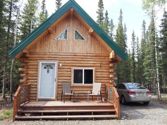 Caribou Cabins : Cabin