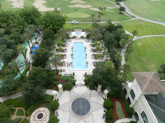 Omni Orlando Resort at Championsgate: One of the pools