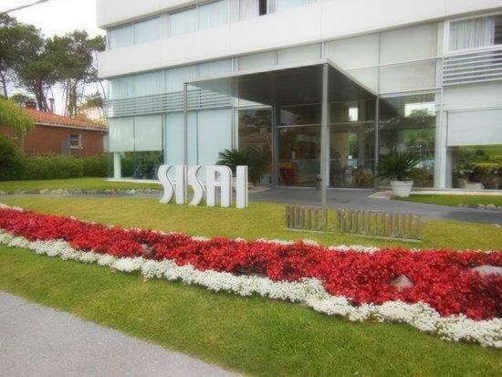 Sisai Hotel Boutique: Frente do Hotel