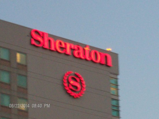 Sheraton Atlantic City Convention Center Hotel: Outside look