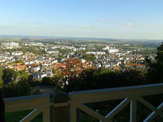 Sprudelhof Bad Nauheim: vista panorâmica