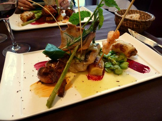 L'atelier Gourmand : Filet de Merlu