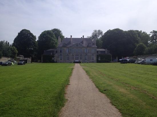 Chateau de Martragny: The Big House....