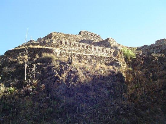 Archaeological Park Ollantaytambo: vista
