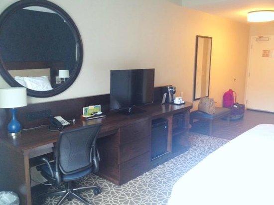 Hilton Garden Inn Washington DC / Georgetown Area : Room