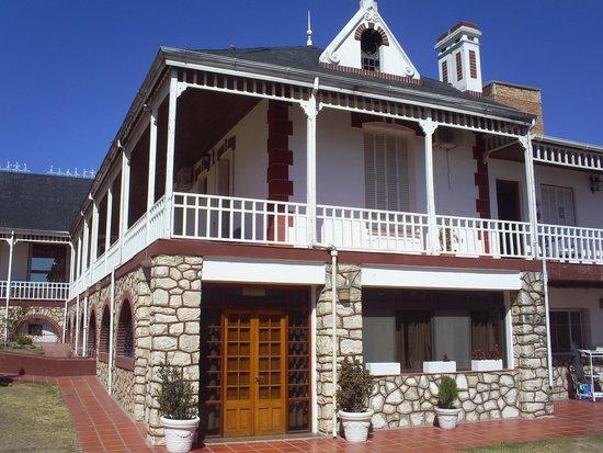 Hostal Hispania: Preciosura edilicia