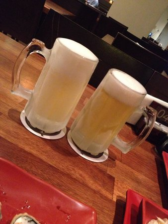 Icaro: Dose dupla de chopp no happy hour!!!