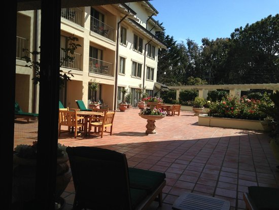 Monterey Plaza Hotel & Spa: Room 1214