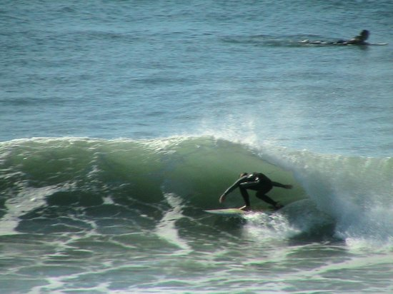 African Perfection Jeffreys Bay: Supertubes