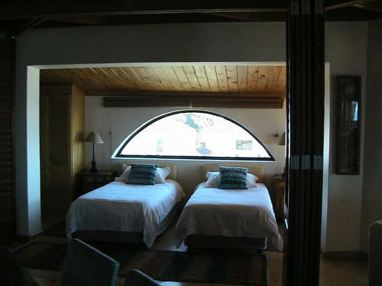 African Perfection Jeffreys Bay: Secondary sleeping quarters in Penthouse Suite