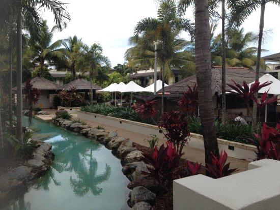 Pullman Port Douglas Sea Temple Resort & Spa : the pool