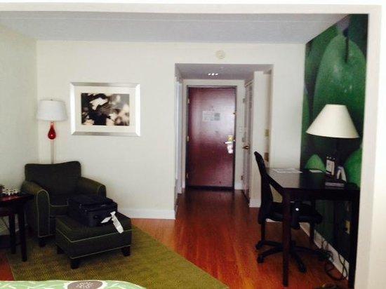 Hotel Indigo Albany-Latham : Very inviting!!