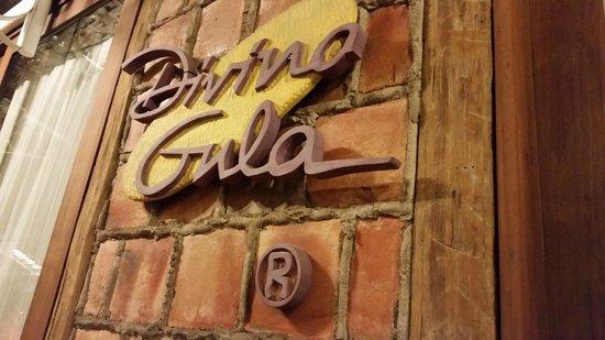 Divina Gula : Restaurante
