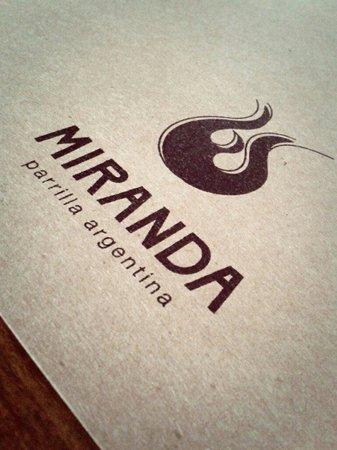 Miranda nunca falla.