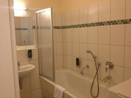 Aparthotels Muenzgasse: bath
