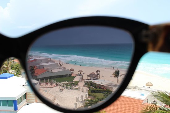 Solymar Condos: view from balcony