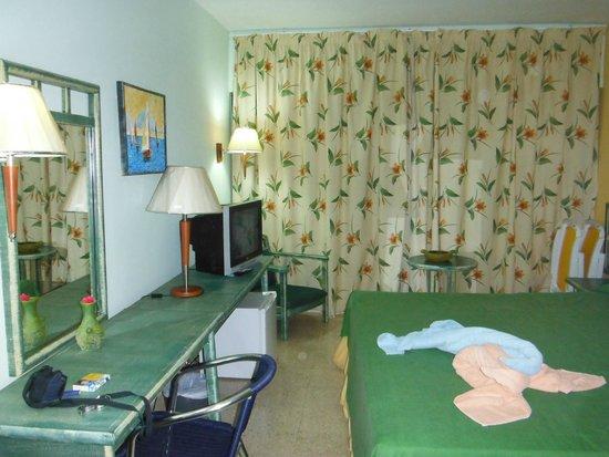 Brisas Santa Lucia: Chambre
