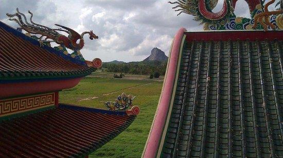 Jomtien Beach : Thai Temple