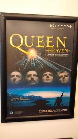 Planetarium Hamburg: Queen Heaven