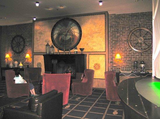 Argonaut Hotel, A Noble House Hotel: Hotel Lounge