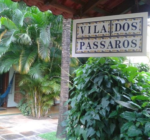 Pousada Vila dos Passaros: Pássaros